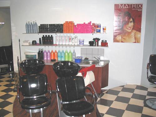 Salon Fryzjerski Lokers łódź Prezentacja Salonu